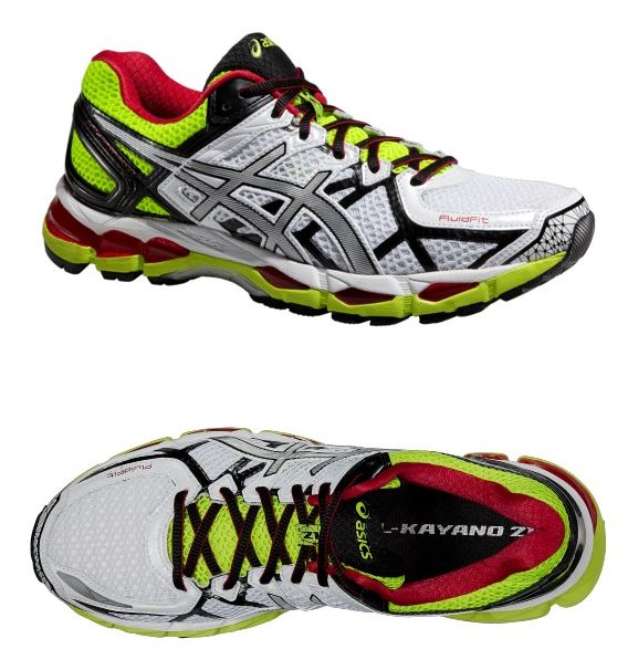 Running Shoe Review: Asics Kayano 21