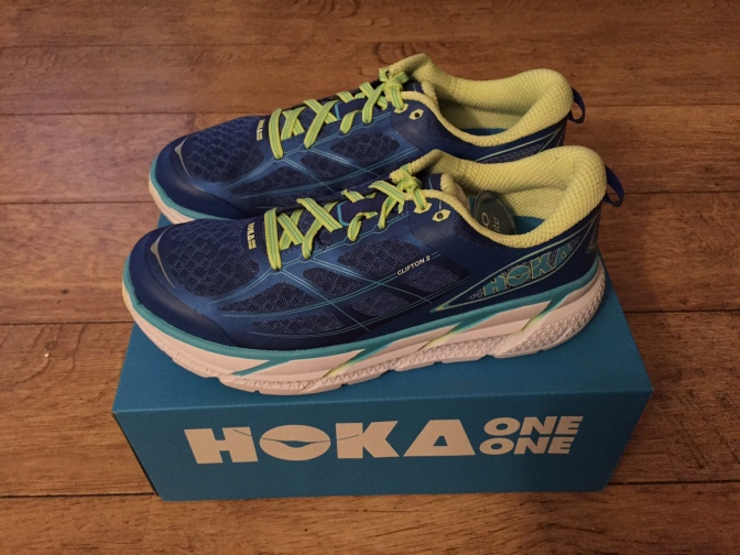 Hoka Clifton 2 Review